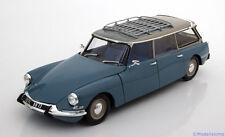 1:18 Norev Citroen ID 19 Break 1967 blue/grey