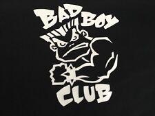 Old School Bmx Bad Boy Club T-shirt XLarge Vintage Bmx Rad Bmx Gt Haro Redline