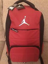 New Air Nike Jordan Classic Bred Backpack