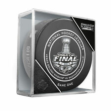 Vegas Golden Knights vs Washington Capitals 2018 Stanley Cup Final Game One Puck