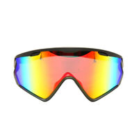 Cycling Goggles Bicycle Sunglasses UV400 3 Lens Classic Outdoor Sports Glasses