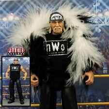 WWE Mattel Elite Hulk Hogan Custom Wrestling Figure NWO Playable L9