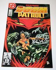 The Doom Patrol Issue #2 November 1987 Mint