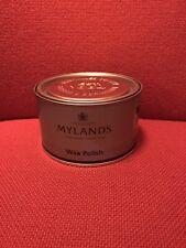 Mylands Wax Polish  400grams - Antique Brown (Toluene free)