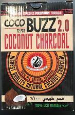 Coco Buzz 2.0 Coconut Charcoal