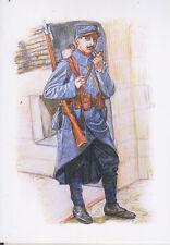 C1 Carte Postale DESSIN JULLIAN Centenaire 14 18 Soldat Fumant la Pipe  - 33