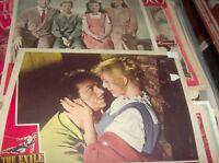 The Exile Fotobusta Small Original 1947 Douglas Fairbanks Maria Montez