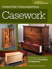 Furniture Fundamentals Casework Projects Furniture & Cabinetry  (2016,Paperback)