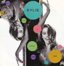 """KYLIE MINOGUE -  Give Me Just A Little Bit More (ps) 7""""  45"""