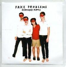 (AA448) Fake Problems, Diamond Rings - DJ CD