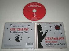 ARTHUR CONAN DOYLE/DER DOKTOR E SEIN PAZIENTE(CASUALE HOUSE/978-3-86997-161-2)CD
