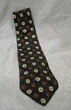 Mans Neck tie GEOFFREY BEENE Black Label  100% SILK Men's NeckTie Designer