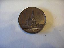 MEDAILLE MEDAL ANGEFANGEN DEN 28 NOVEMB 1831 VOLLENDET D.25 AUG 1839