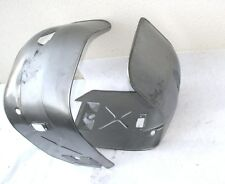 VESPA V50 Special 50 N S L R PV ET3 Beinschild Reparaturblech Blech NEU Rahmen