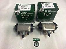 Bearmach Land Rover Defender 110 Rear Brake Wheel Cylinders - RTC3626 & RTC3627