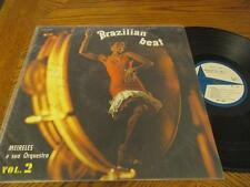 Meireles E Sua Orquestra~Brazilian Beat Vol. 2 Lp~London LLB-1029 Brazil {Mono}
