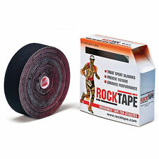"ROCKTAPE 2"" X 105' ROLL BLACK"