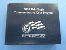 USA 2008-S Bald Eagle Half Dollar Brilliant Proof Beautiful Coin