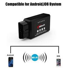 ELM327 Bluetooth OBD2 Code Reader Car Fault Diagnostic Android Support Scanner