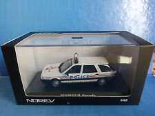 RENAULT 21 NEVADA BREAK 1989 POLICE NATIONALE NOREV 512110 1/43 R21 LHD