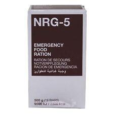 Uso notnahrung cibo di emergenza Emergency Food nrg-5 500g 9 catenacci