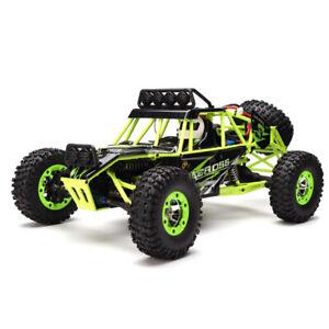 WLtoys 12427 2.4G 1:12 4WD Crawler RC Car With LED Light