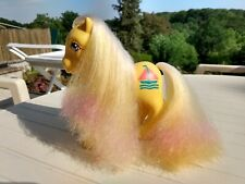 My little pony DADDY SUNBRIGHT mon petit poney Mein kleines Rare G1
