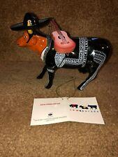 Cow Parade Cow Figurine Mooriachi Nib with tag by Westland Giftware