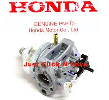 16100-Z0L-853 GENUINE HONDA GCV160 Engines CARBURETOR ASSEMBLY BB62Z NEW OEM
