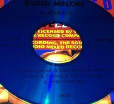 Blind Melon Live CD Very Rare Tones Of Home Soak The Sin No Rain Drive Change