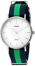 Timex Women's Tw2p90800 Multicolor Nylon Quartz Watch