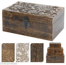 Truhen & Kisten im Antik-Stil in aktuellem Design