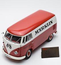 Schuco Volkswagen VW Bulli T1 Transporter Märklin Bj.1959-1963, 1:18, OVP, K041