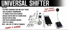 3 -4 Speed Floor Shifter Conversion Kit TH350 TH400 700R4 Ford C4 C6 904 727 Uni