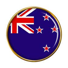 New Zealand Pin Badge