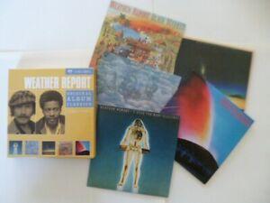 """Weather report """"original album classics"""" (5cd)"""