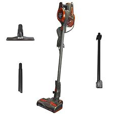 Certified Refurbished Shark Rocket Ultra Light Upright Vacuum, Orange HV300