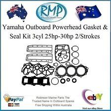 A Brand New Powerhead Gasket & Seal Kit Yamaha 25hp-30hp # 6J8-W0001-01-00