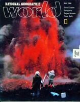 National Geographic World Magazine 1986 May