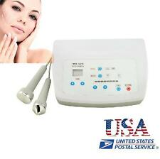 Ultrasound Facial Body Skin Massager Ultrasonic Therapy Spa for Home Salon Use