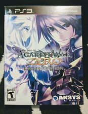 Record of Agarest War Zero -- Limited Edition (Sony PlayStation 3, 2011)