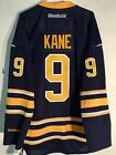 Reebok Premier NHL Jersey Buffalo Sabres Evander Kane Navy sz S