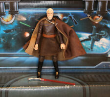 STAR WARS FIGURE 2005 ROTS COLLECTION COUNT DOOKU (THE SITH)
