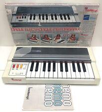 Orgue Memoplay electronic computer organ - Bontempi - 1980's - BE+/TBE