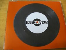 OCEAN COLOUR SCENE HUNDRED MILE HIGH CITY CD SINGOLO MINT--- PR0M0