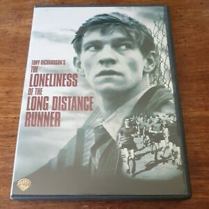 The Lonliness of the Long Distance Runner DVD (Region 2 Europe) LIKE NEW