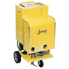 Steam Jenny Electric 600 PSI at 1.6 GPM Pressure Washer / Steam Cleaner E-300-C