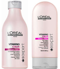 L'Oreal Vitamino Color Shampoo 250ml and Conditioner 150ml