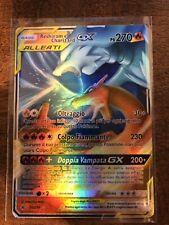 LEGGI LA DESCRIZIONE CHARIZARD E RESHIRAM & GX Mega Full EX ALLEATI Pokémon ITA