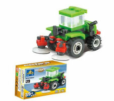 Building Blocks 89002 bulldozers blocks Truck Series 3C certification